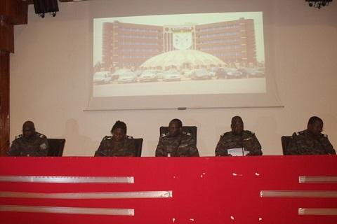 Douanes du Burkina et du Ghana: Vers l'opérationnalisation du système de déclaration anticipée au port de Téma