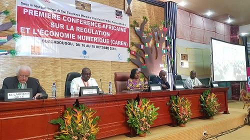 Economie numérique: La régulation au cœur d'une conférence africaine à Ouagadougou