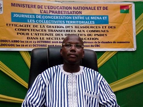Transfert des compétences: Le ministère de l'éducation et les collectivités territoriales se concertent pour plus d'efficacité