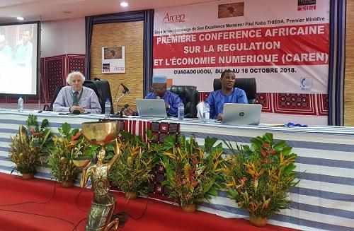 Régulation et économie numérique: Les acteurs se donnent rendez-vous en 2020 à Ouagadougou