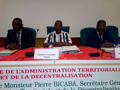 Stratégie nationale de l'état civil: Le Comité de pilotage tient sa première session ordinaire