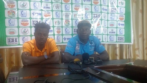Championnat national D1: Quand de l'AS Sonabel promet une défaite au RCK