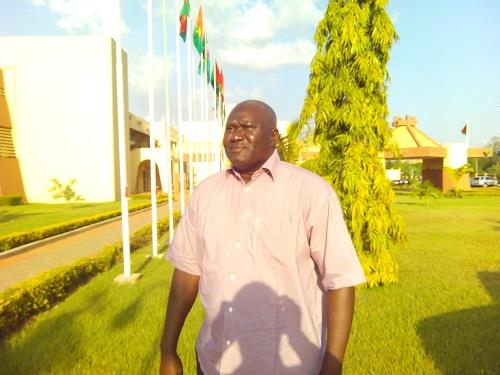 Désiré Traoré, Député de l'UNIR/PS: La politique comme l'expression de l'engagement citoyen