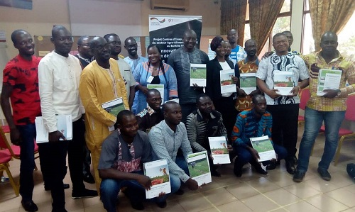 Agriculture Contractuelle: La Coopération Allemande (GIZ) outille les acteurs des filières agricoles