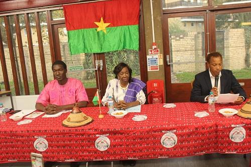 Rencontre entre les expats burkinabè en Grande Bretagne et leur ambassadeur: Les appels à la solidarité nationale de l'ambassadeur Zaba