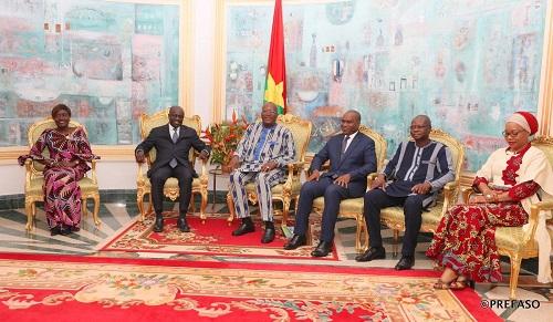Coopération ivoiro-burkinabè: Les deux ministres des Affaires étrangères se concertent sur la question du Mont Péko