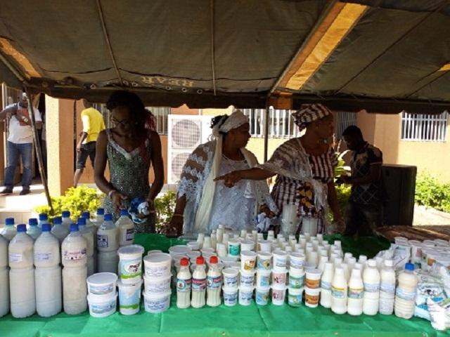 72h du lait local: Pour un meilleur accès des produits laitiers aux marchés institutionnels