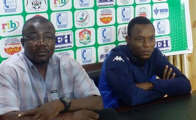USFA vs EFO: «Je compte montrer au maître Kamou Malo que je l'ai dépassé», dixit Alain Nana