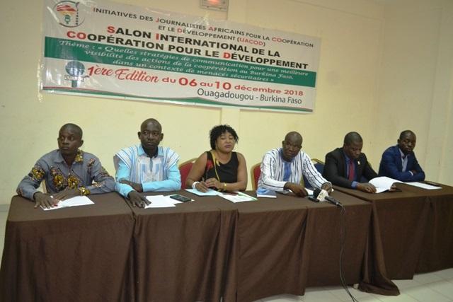 Salon international de la coopération pour le développement (SICOD): Un cadre pour redorer l'image du Burkina