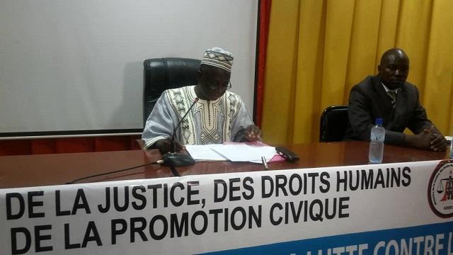 Région de l'Est: Les acteurs de la justice sensibilisés à la lutte contre la corruption