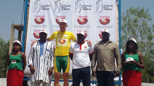 Tour du Faso 2018: Smits Florian remporte la première étape