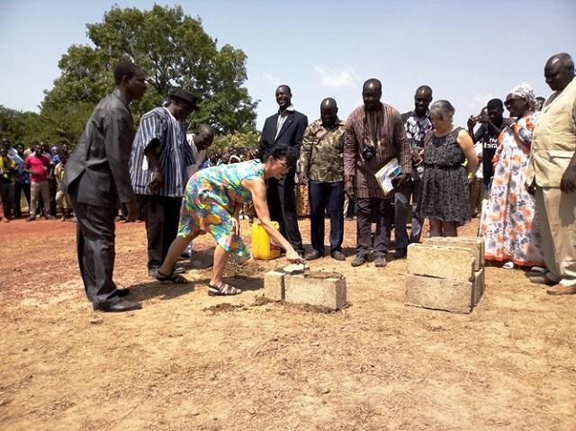 Accès à l'hygiène et à l'assainissement: Un nouveau projet pour accompagner les populations de trois régions