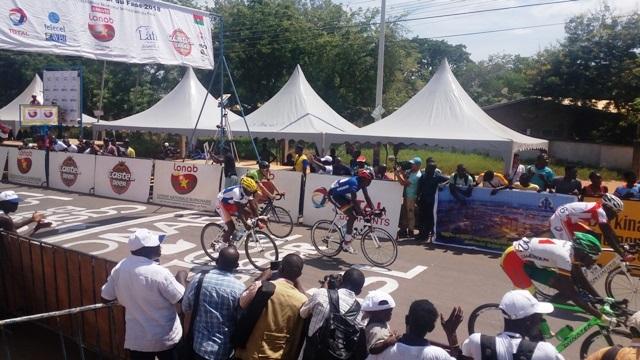 Tour du Faso 2018: Mathias Sorgho récupère le maillot jaune