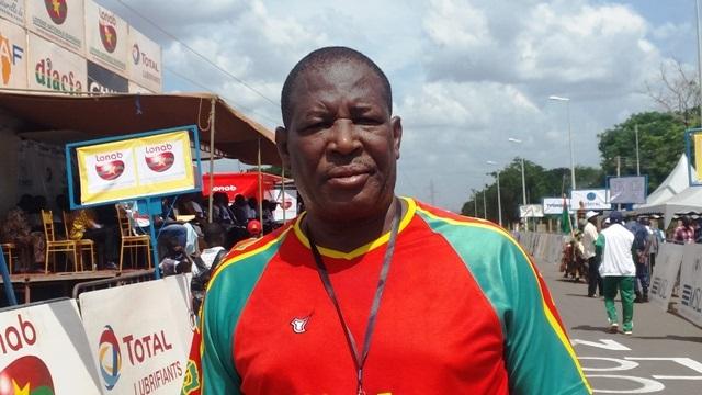 Tour du Faso 2018: «Nous allons travailler à protéger le maillot jaune», Martin Sawadogo, directeur technique national
