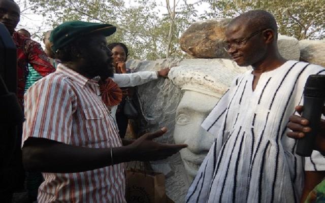 12e édition du symposium de sculpture sur granit de Laongo: «Satisfaction totale» du côté des organisateurs
