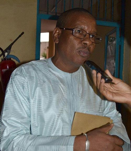 CENI: Grande confusion autour du président Newton Ahmed BARRY