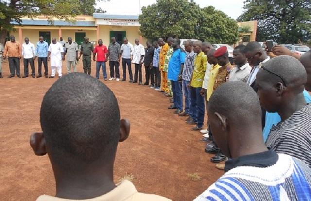 An 4 de l'insurrection populaire: Gaoua rend hommage aux martyrs