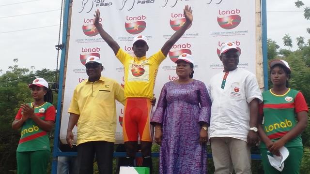 Tour du Faso 2018: Le Burkina perd dix secondes dans la course contre la montre
