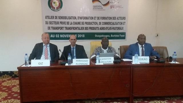 CEDEAO: Bientôt une feuille de route pour faciliter les échanges économiques