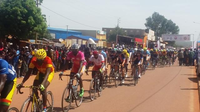Tour du Faso 2018: Le Burkina dépouillé du maillot vert