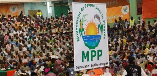 MPP: «Le peuple burkinabè ne laissera point voler son insurrection, encore moins sa démocratie»