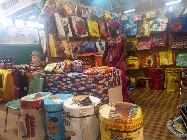 15e édition du SIAO: «Entreprendre au féminin» valorise les produits locaux