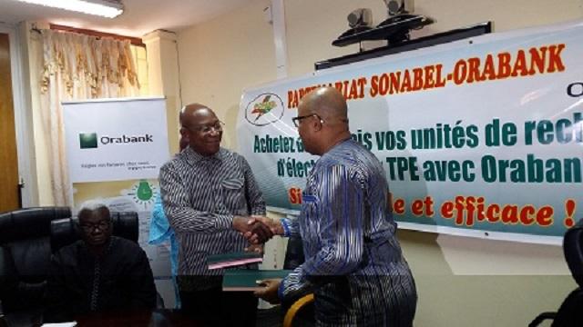 Achat d'unités Cash power de la SONABEL: C'est désormais possible dans les agences Orabank
