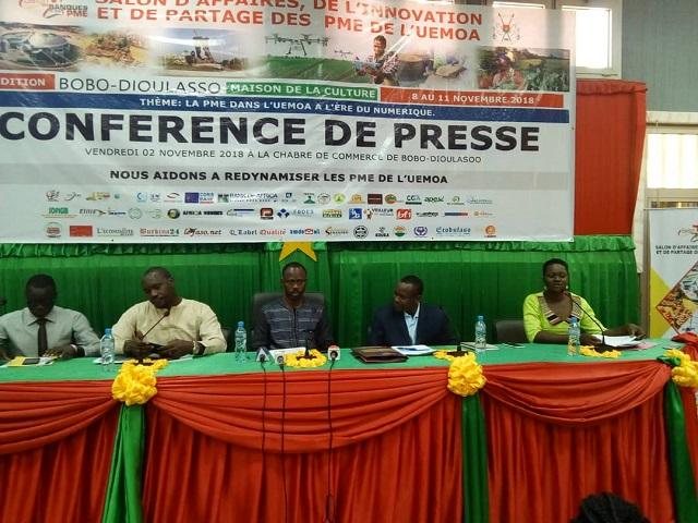 4e édition du Salon des banques et PME de l'UEMOA: Rendez-vous du 8 au 11 novembre à Bobo-Dioulasso