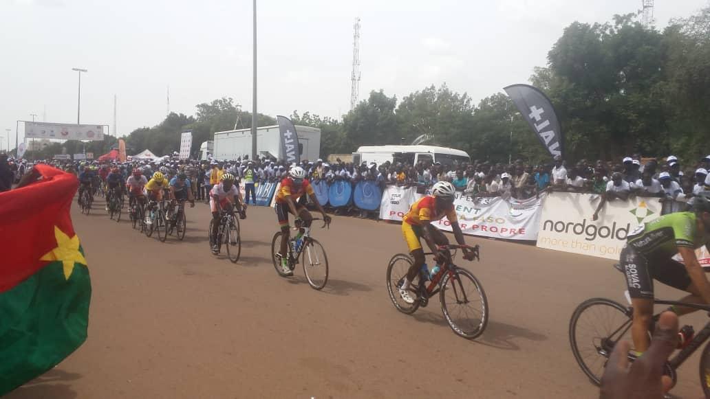 Tour du Faso 2018: Le Burkina termine en jaune