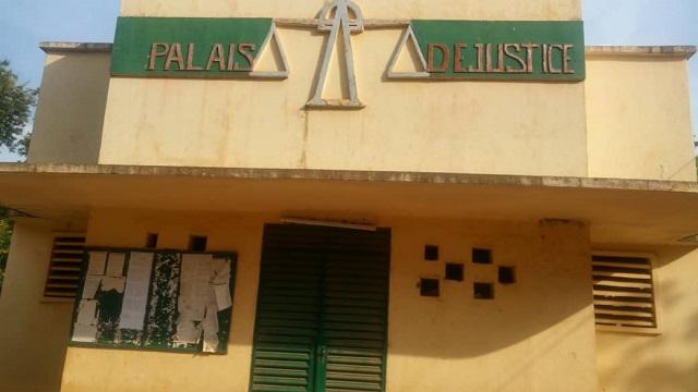 Tribunal de Grande Instance de Fada: Le personnel observe un arrêt de travail à durée indéterminée