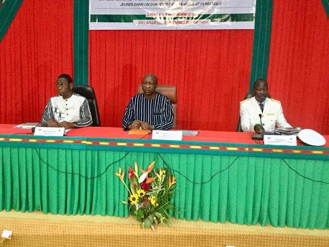 Conférence nationale du développement durable: Faire des difficultés environnementales, des opportunités de développement