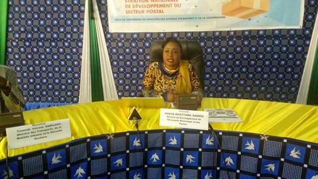 Développement du Secteur des postes: Les acteurs du domaine valident la stratégie nationale