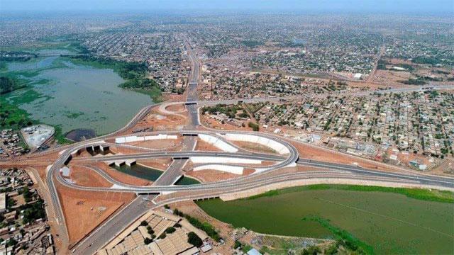 Ouagadougou: L'échangeur du Nord sera inauguré le 15 novembre 2018