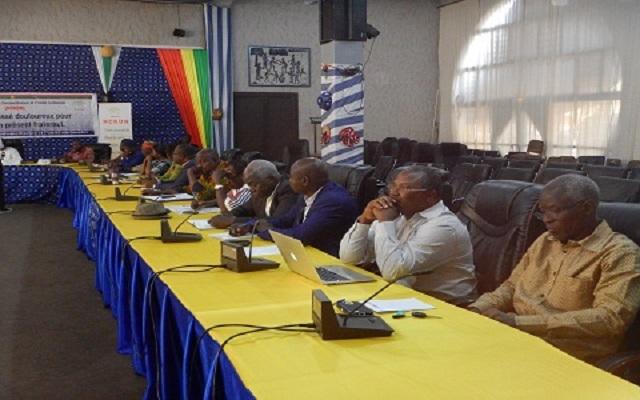 Réconciliation et unité nationale: Le Burkina s'inspire de l'expérience togolaise