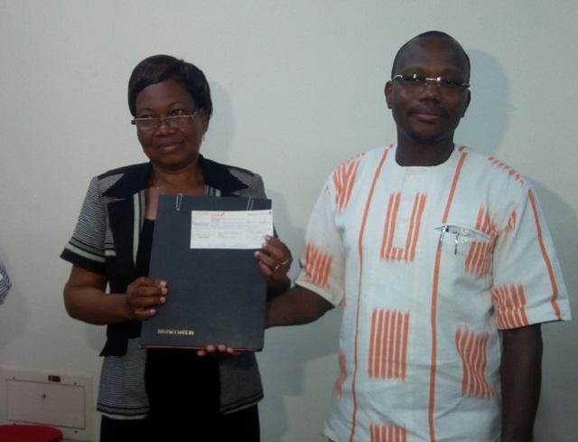 Education: Un chèque de 100 000 000 F CFA au profit de 1 000 élèves méritants issus de ménages pauvres
