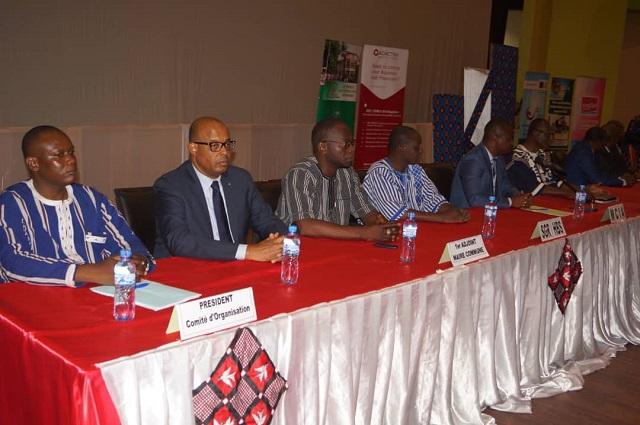 4e édition du Salon des banques et PME de l'UEMOA: Bobo-Dioulasso à l'honneur
