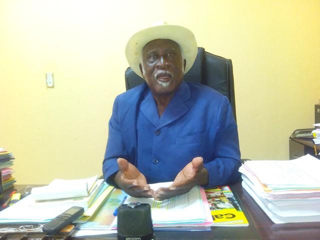 Député Nicolas Koumbaterssour Dah: «Ma retraite politique ne tardera pas»