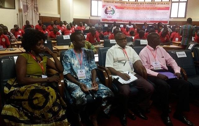 Syndicat national des agents des finances (SYNAFI): Un congrès pour tracer les sillons d'une nouvelle direction