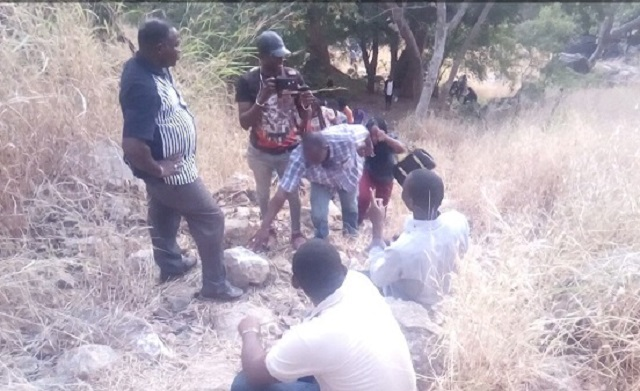 Tourisme: Des Burkinabè à la découverte du Pic Nahouri