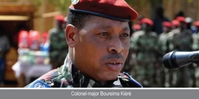 Arrivée de Yacouba Isaac Zida au pouvoir: Le colonel-major Boureima Kiéré explique le scénario