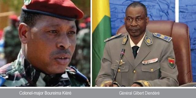 Procès du coup d'Etat: Le colonel-major Boureima Kiéré et les 160 millions de Diendéré