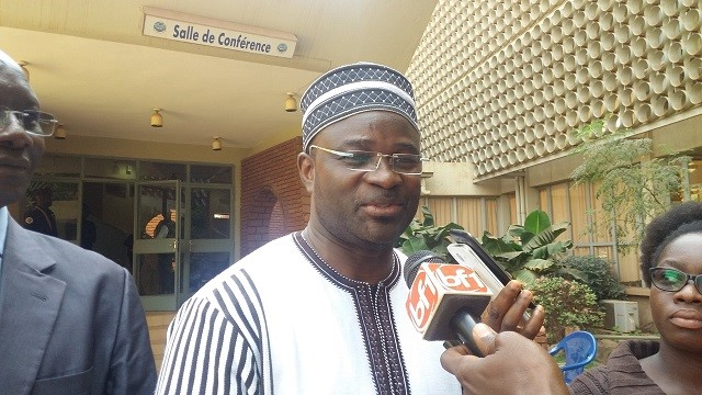 Ordre national des médecins du Burkina Faso: Le Pr Charlemagne Ouédraogo élu président