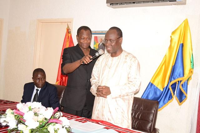 Diaspora: La communauté burkinabè au Gabon souhaite la bienvenue à l'ambassadeur Saïdou Zongo