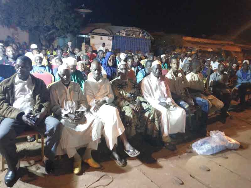 Mouloud 2018: Les fidèles de Diaradougou sensibilisés à l'amour du prochain