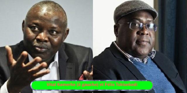 Revirement de kamhere et tshisekedi en RDC: La stratégie Gbagbo dépoussiérée