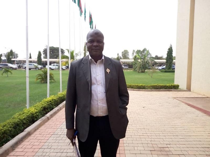 Lassina Gondé: «Le sport a fait de moi un homme politique»