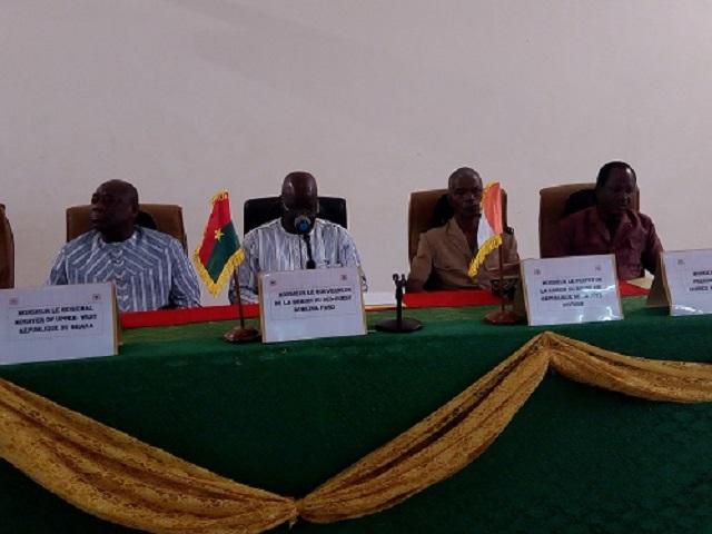 Coopération transfrontalière: La région du Sud-Ouest se concerte avec ses voisins de la Côte d'Ivoire et du Ghana