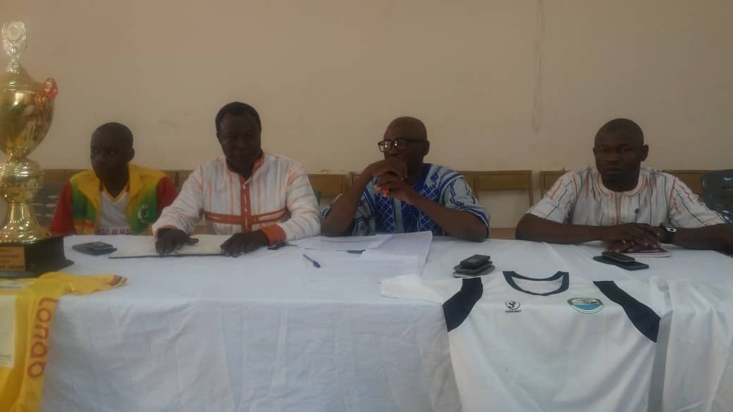 Sports: Le projet de relève sportive au Burkina présenté aux acteurs de la région de l'Est