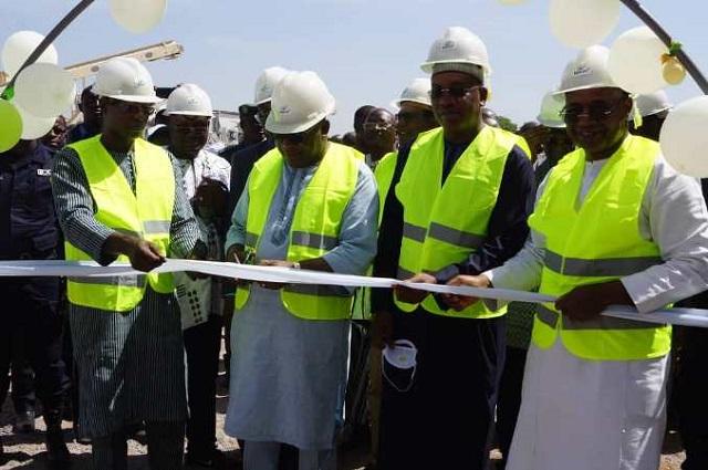 Industries extractives: Afric Carrière lance les travaux d'exploitation de sa 4ème carrière