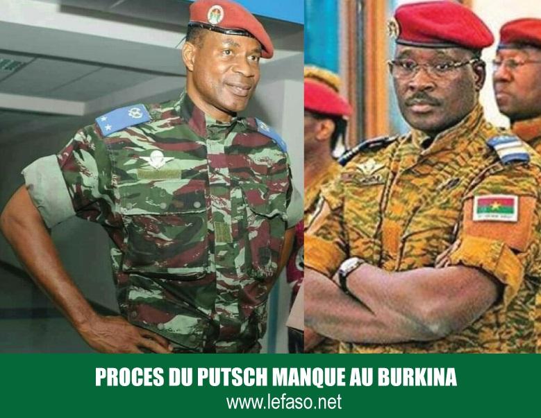 Procès du putsch du CND: Yacouba Zida voulait faire venir des mercenaires angolais au Burkina, selon Diendéré
